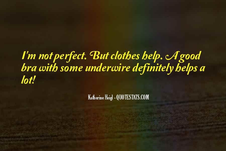 Underwire Quotes #1497227