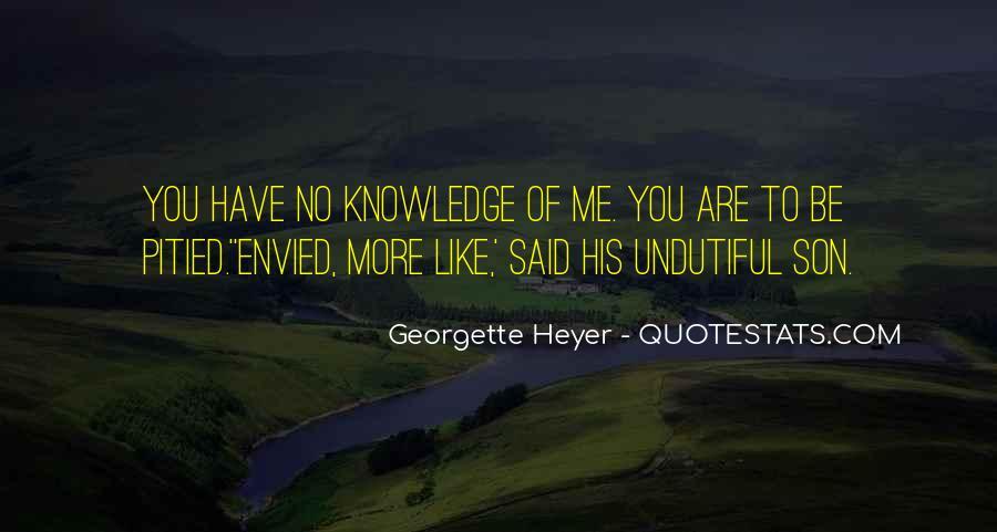 Undutiful Quotes #46410