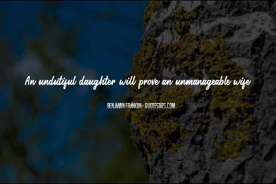 Undutiful Quotes #637213