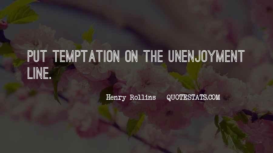 Unenjoyment Quotes #504245