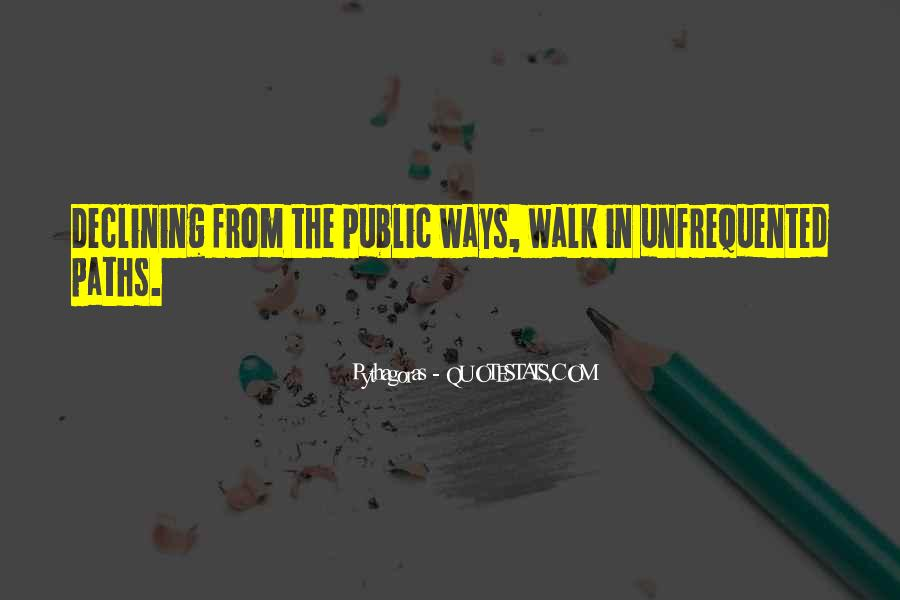 Unfrequented Quotes #1153062