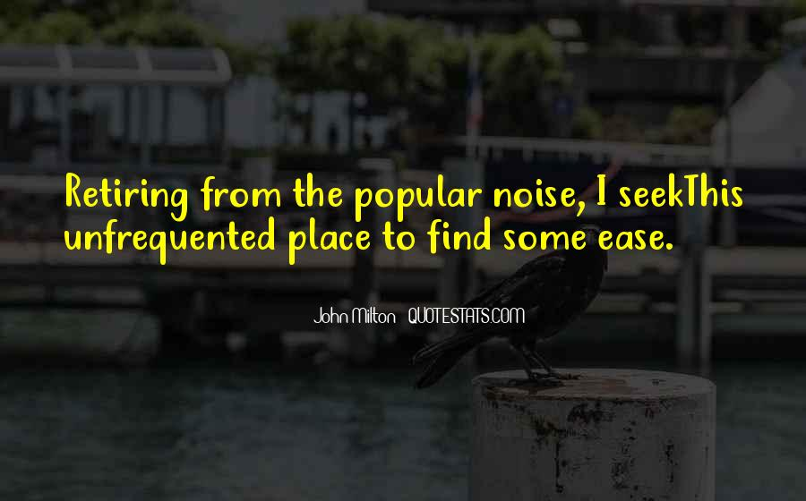 Unfrequented Quotes #479056
