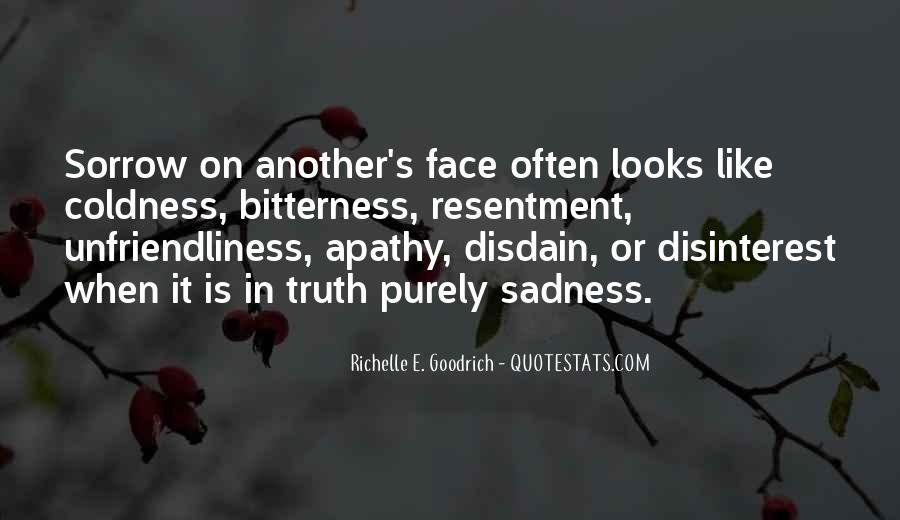 Unfriendliness Quotes #444402