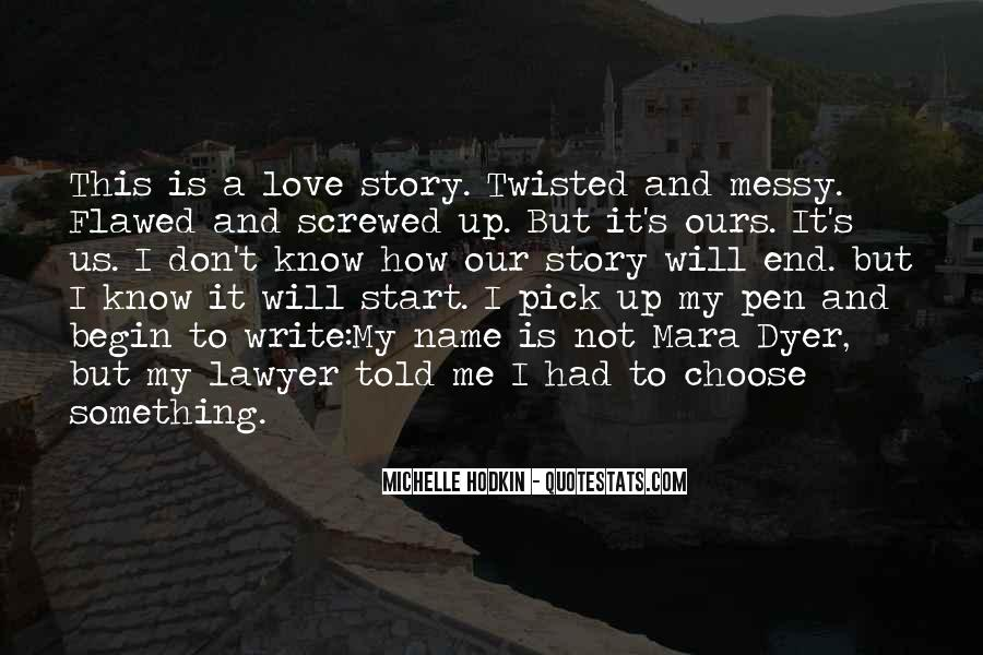 Top 48 Quotes About End Of Love Story Famous Quotes Sayings About End Of Love Story