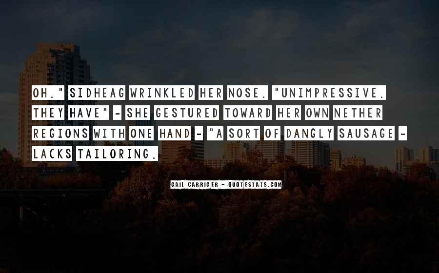Unimpressive Quotes #1175389