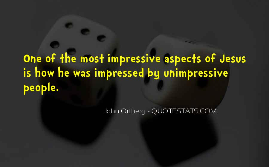 Unimpressive Quotes #285378