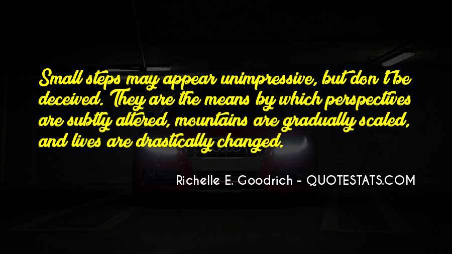 Unimpressive Quotes #494216