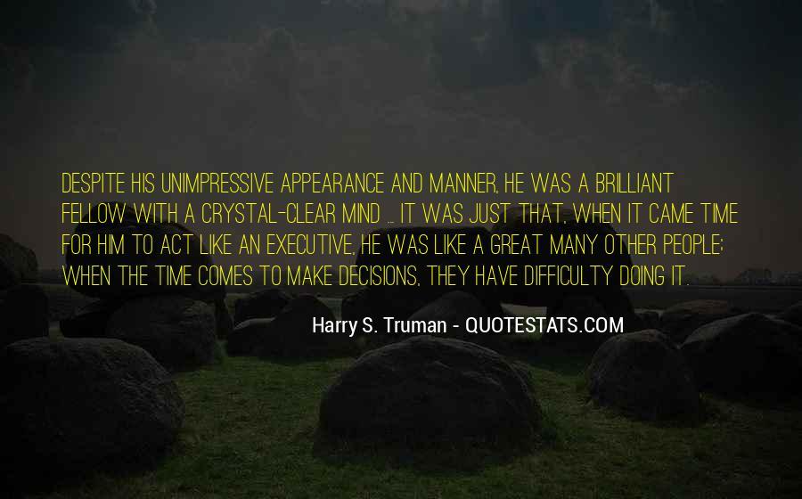 Unimpressive Quotes #692692