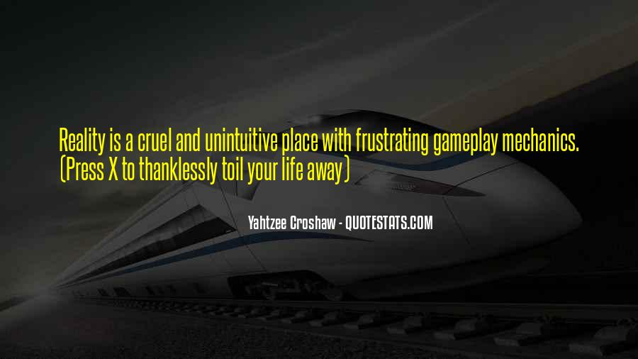 Unintuitive Quotes #1256411