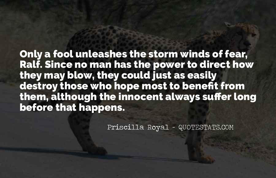 Unleashes Quotes #1814164
