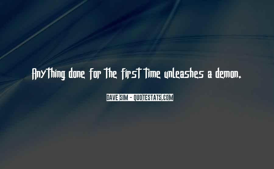 Unleashes Quotes #651840