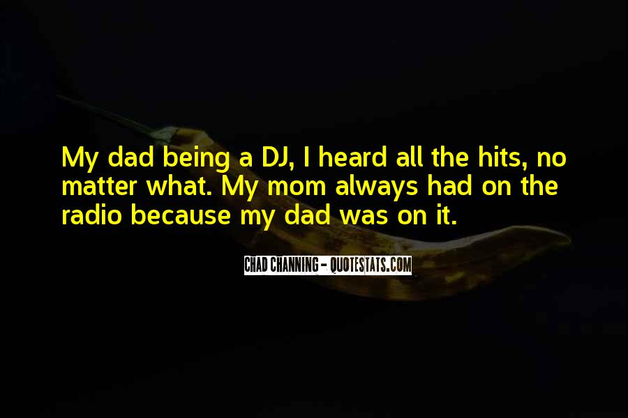 Quotes About A Dad Not Being There #69429