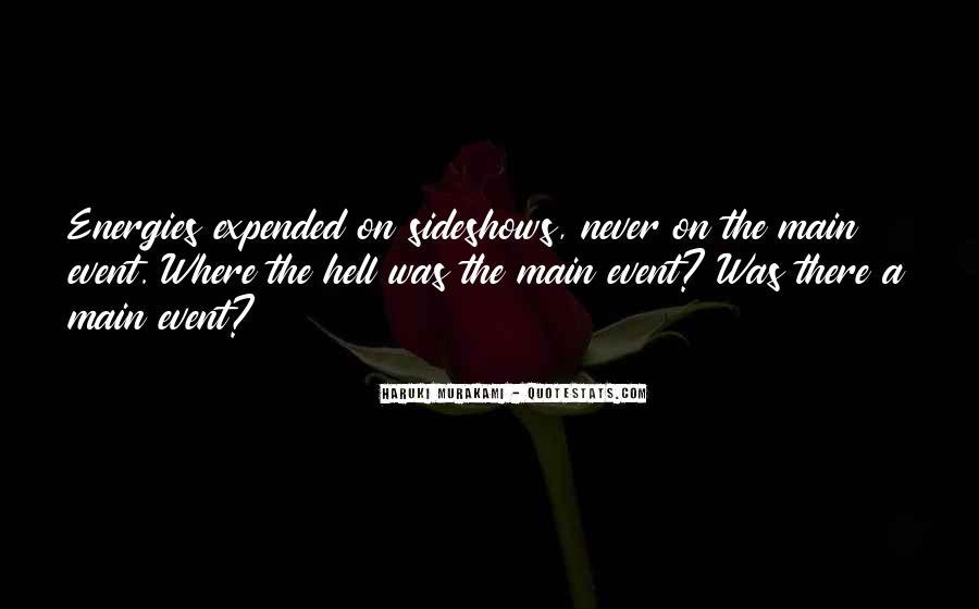 Unmemorable Quotes #1589527