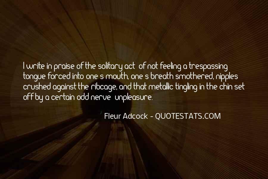 Unpleasure Quotes #235477