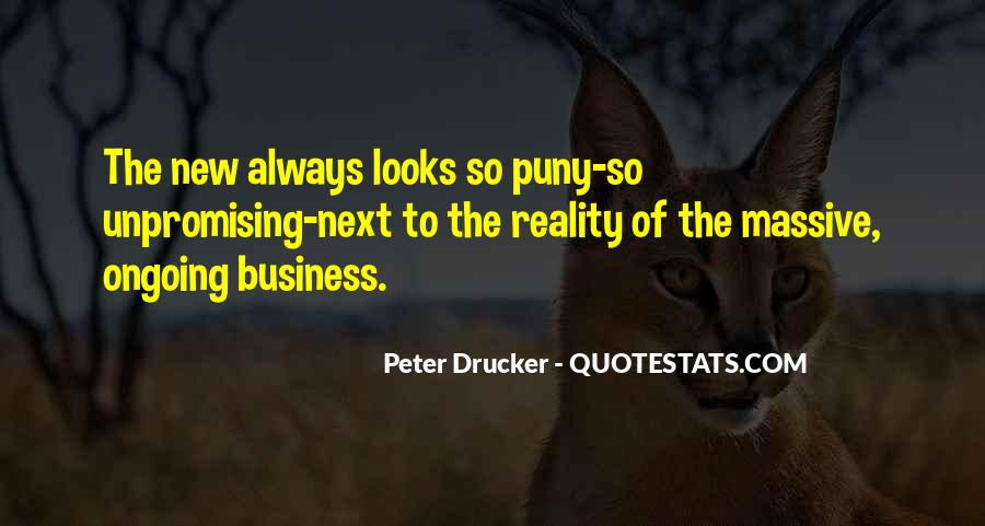 Unpromising Quotes #1821764
