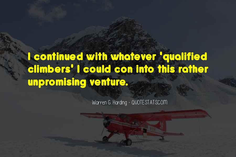 Unpromising Quotes #193300