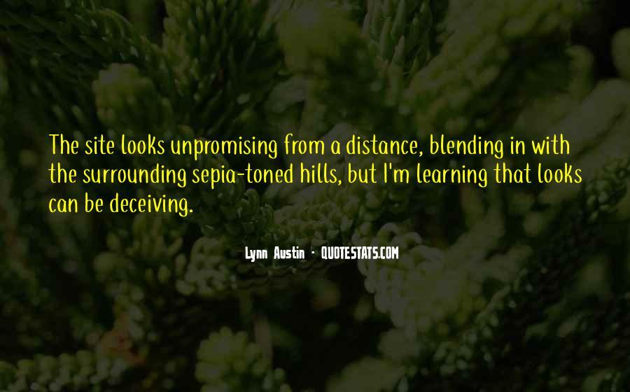 Unpromising Quotes #769656