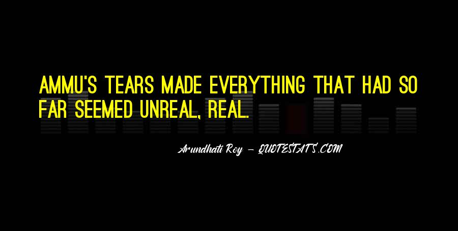Unreal's Quotes #1502221