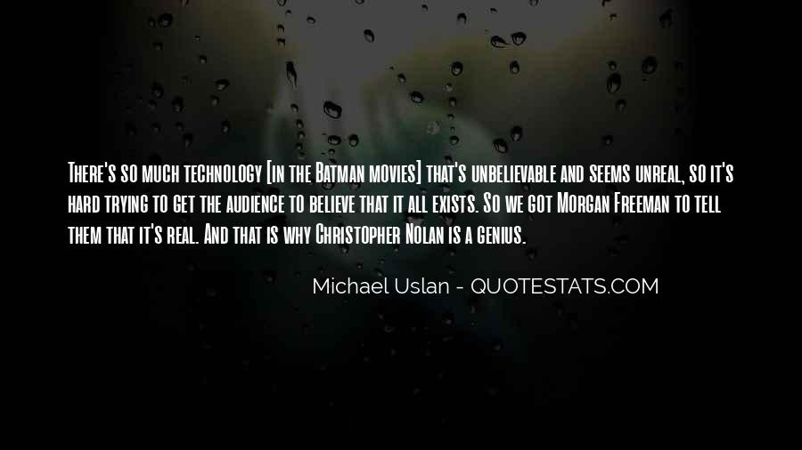 Unreal's Quotes #807990