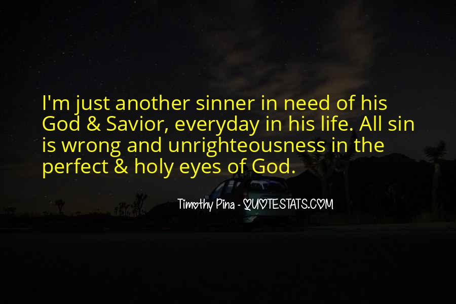 Unrighteousness Quotes #1547004