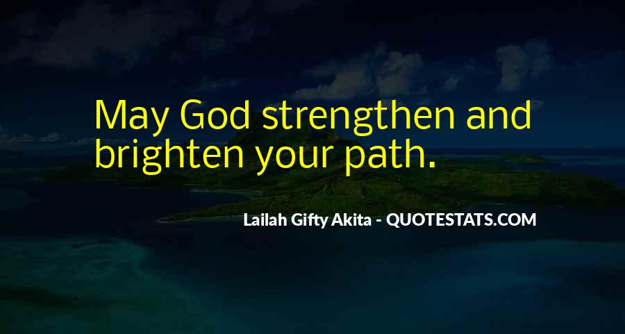 Quotes About Journey And Faith #1632905