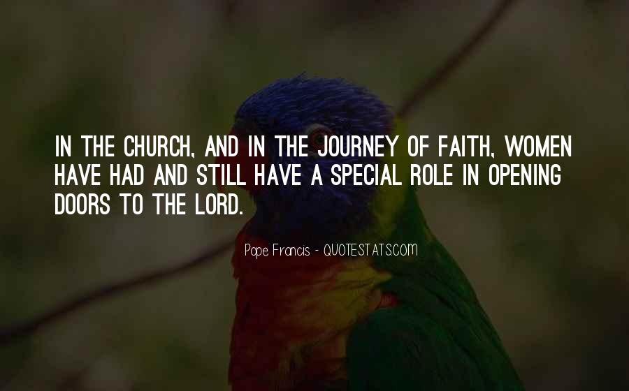 Quotes About Journey And Faith #873536
