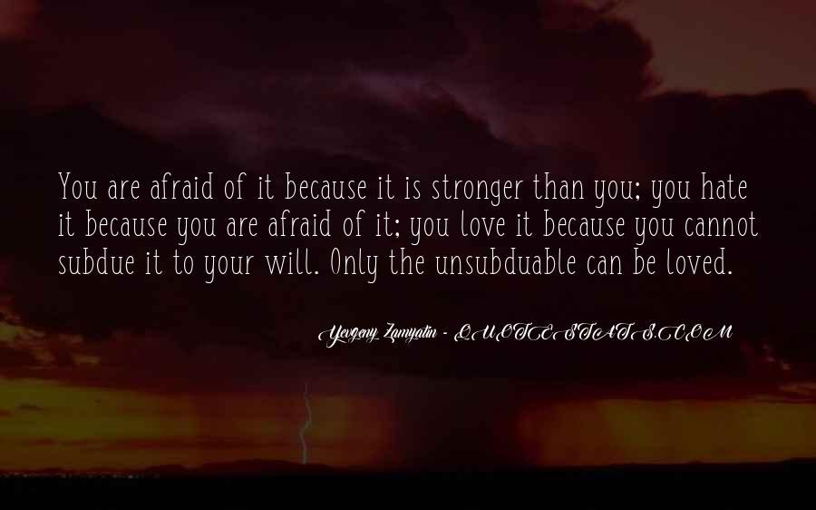 Unsubduable Quotes #324766