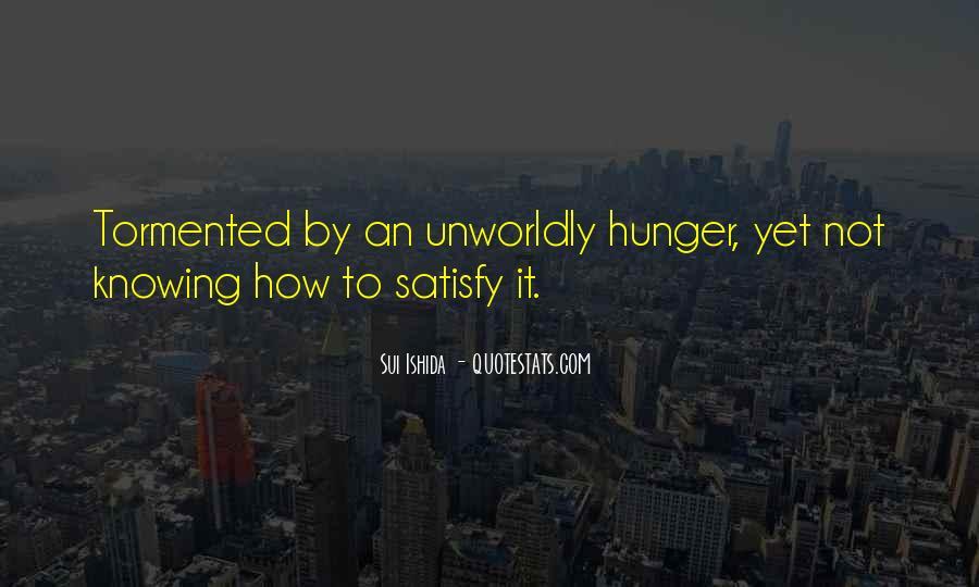 Unworldly Quotes #1127629
