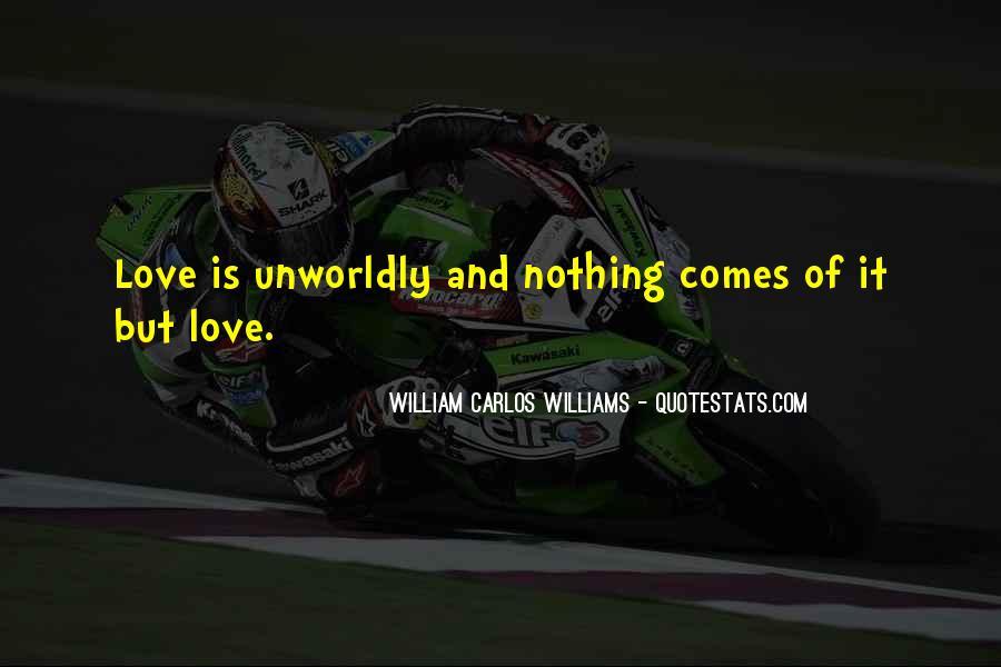 Unworldly Quotes #1213047