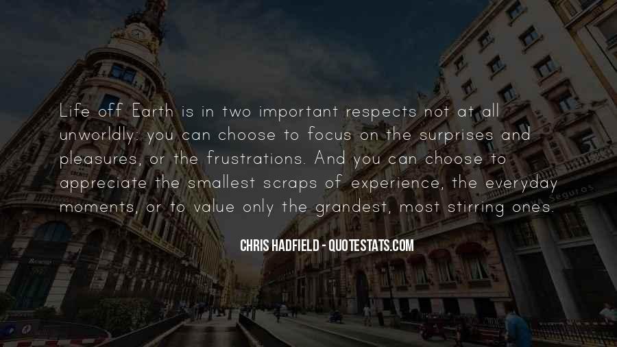 Unworldly Quotes #1246386