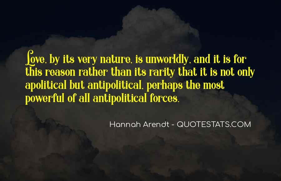 Unworldly Quotes #1741027