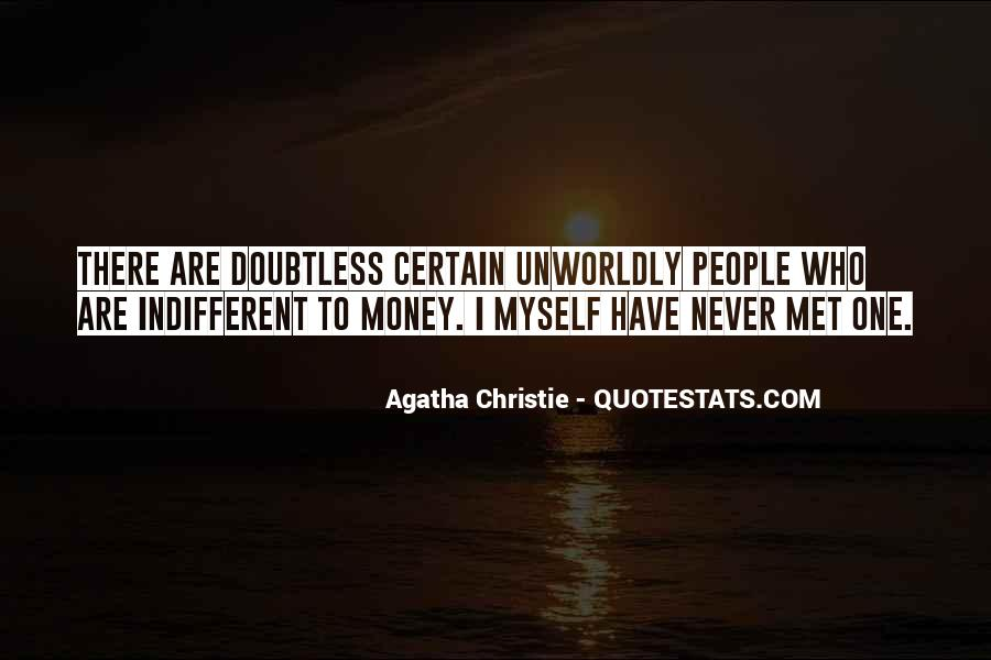 Unworldly Quotes #745480