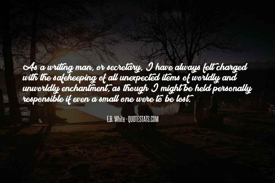 Unworldly Quotes #952116