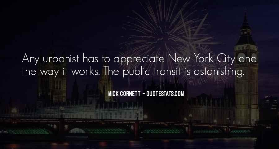 Urbanist's Quotes #1739403