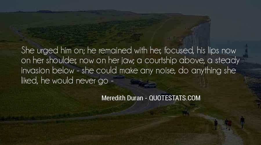 Urged Quotes #714893