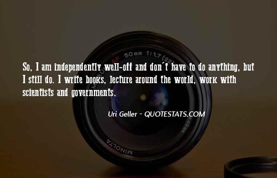 Uri's Quotes #1404094