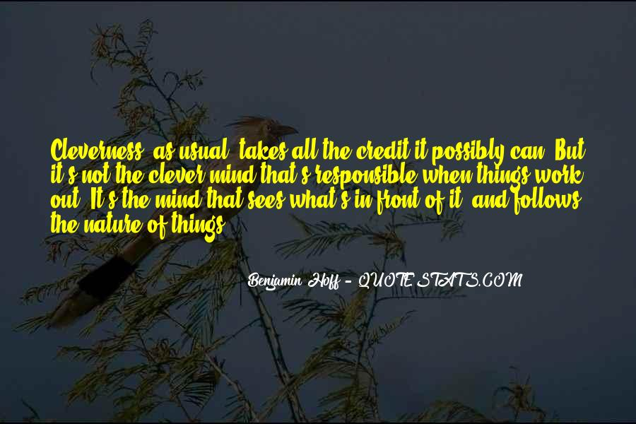 Usual's Quotes #625130