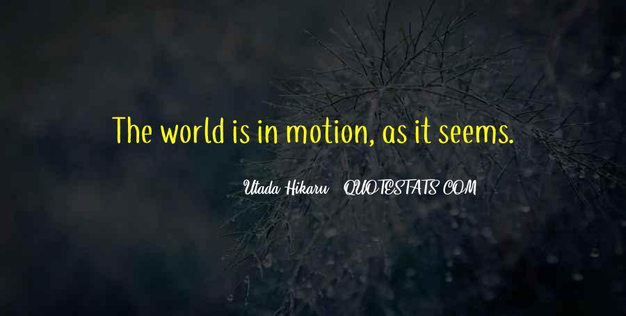 Utada Quotes #1176995