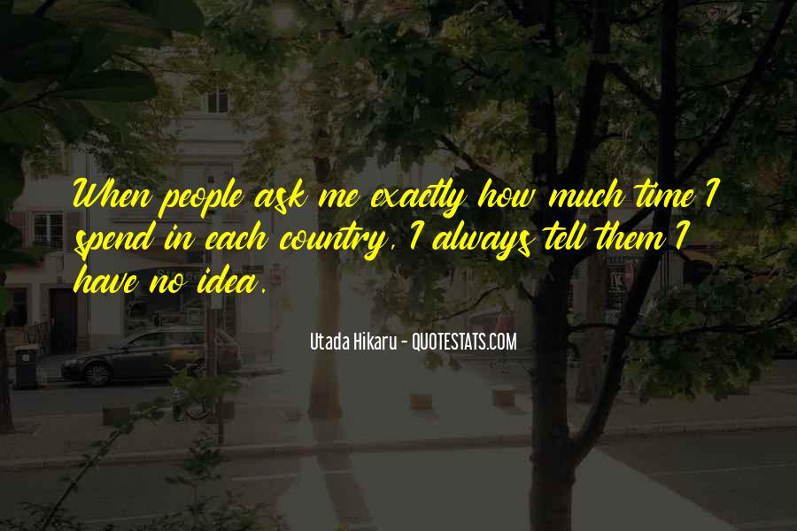 Utada Quotes #1468561