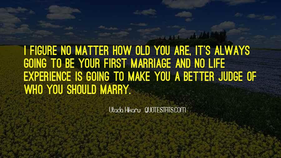 Utada Quotes #161711