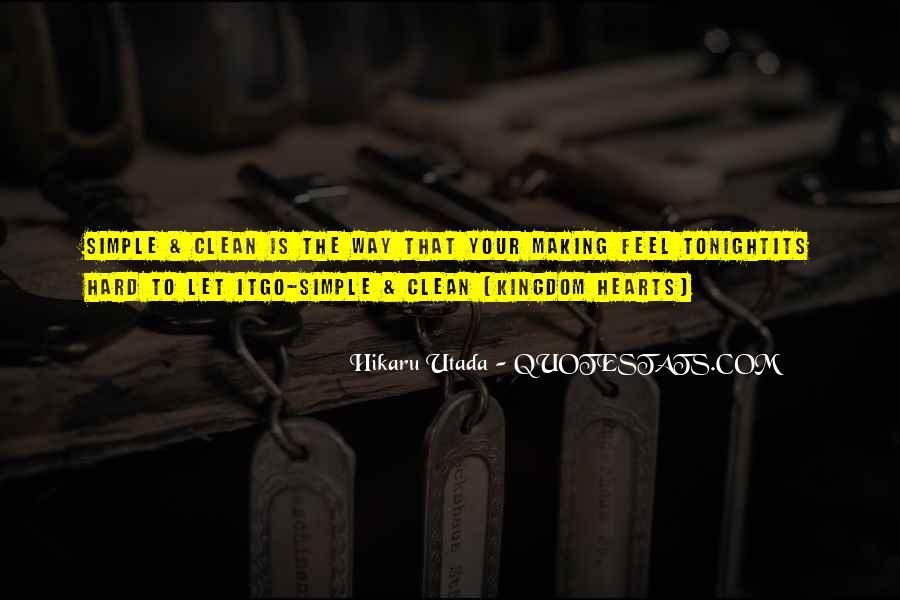 Utada Quotes #1697769
