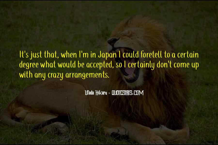 Utada Quotes #1703409