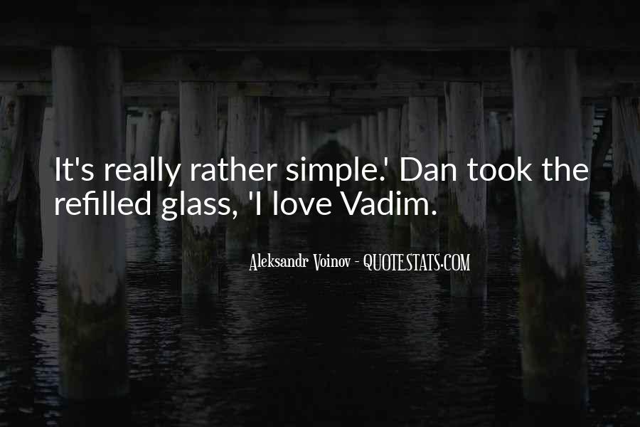 Vadim's Quotes #1612926