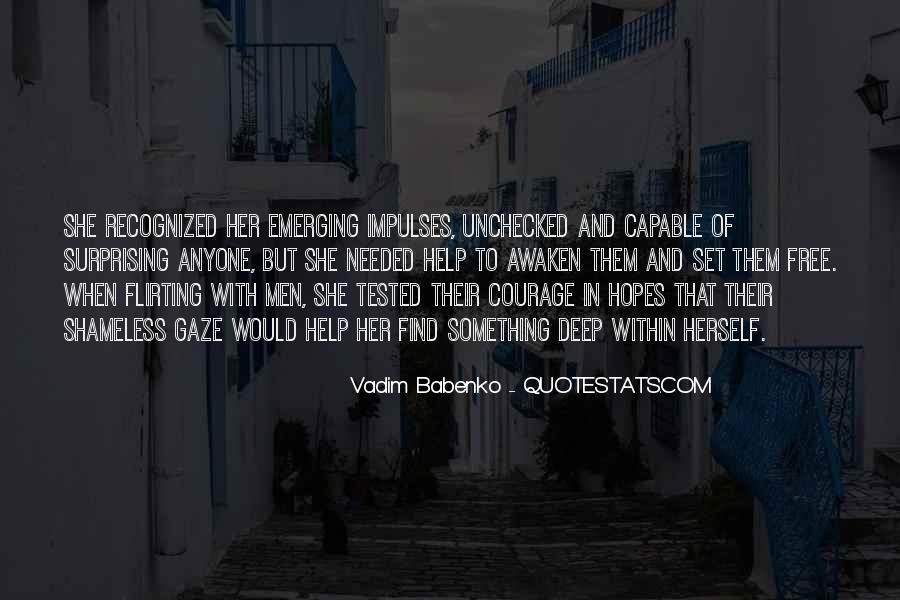 Vadim's Quotes #1804504