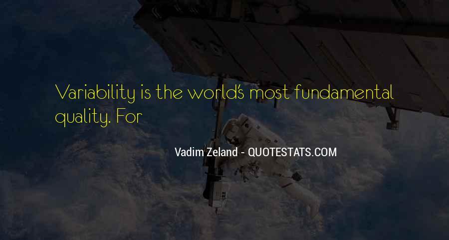 Vadim's Quotes #37807