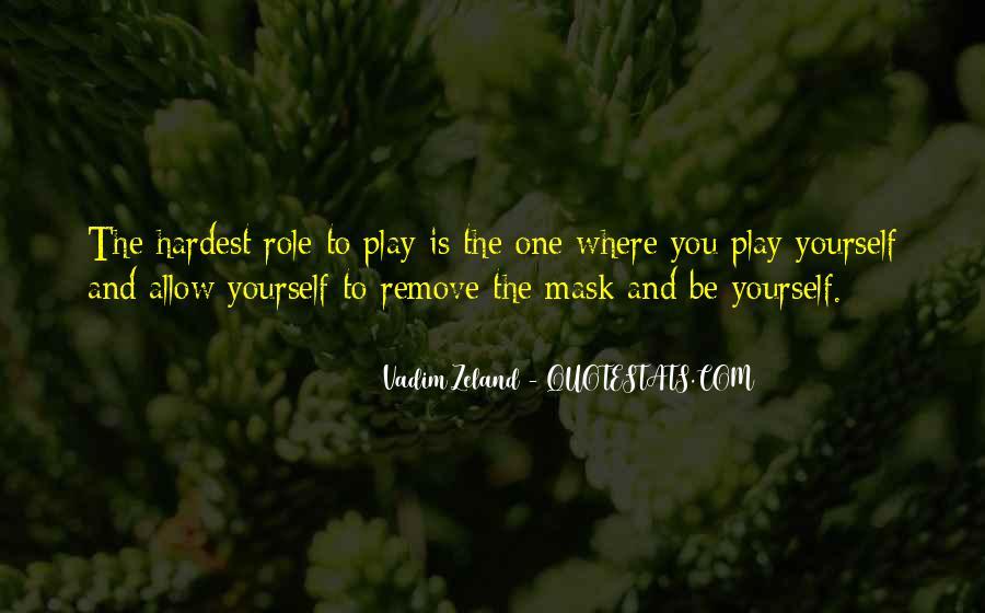 Vadim's Quotes #848977