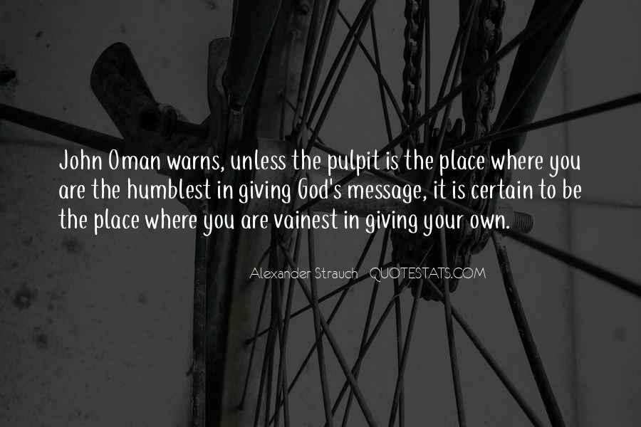 Vainest Quotes #1230304