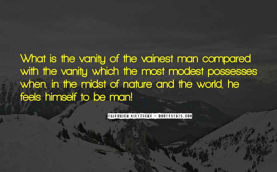 Vainest Quotes #1239533