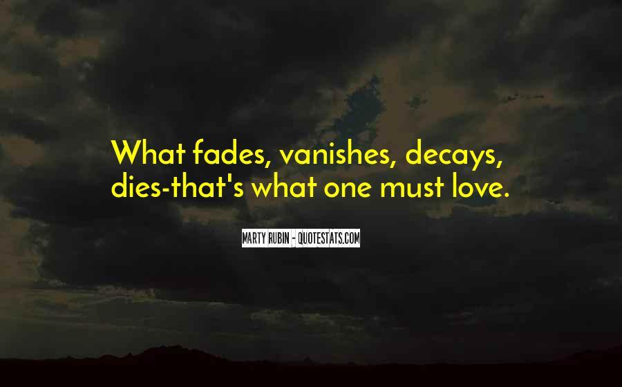 Vanishes Quotes #123674
