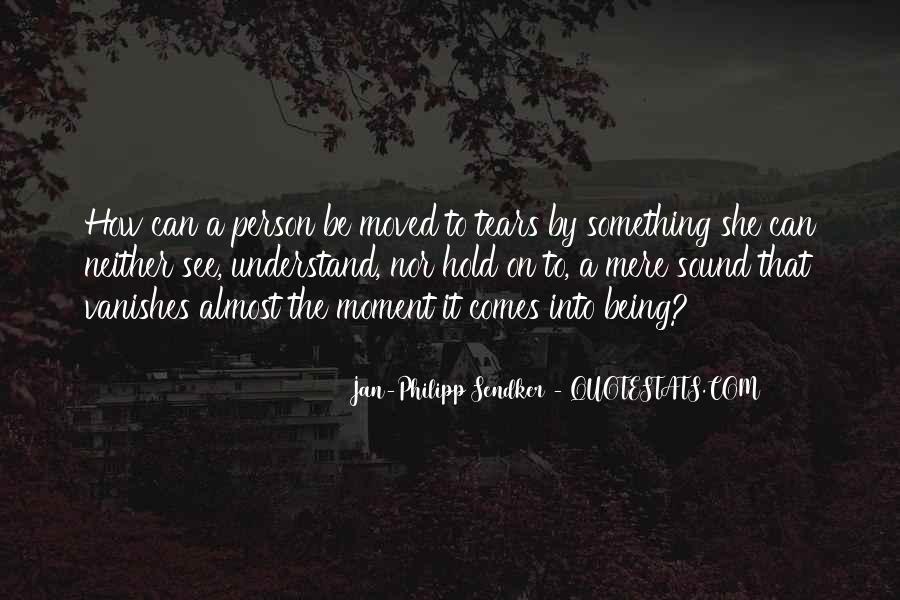 Vanishes Quotes #173159